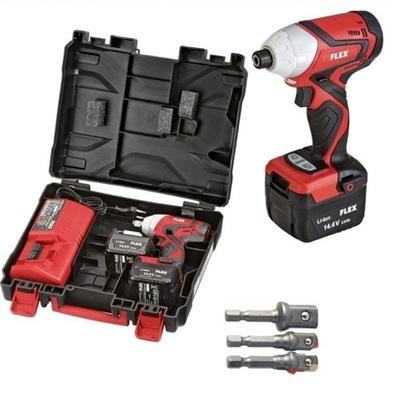 Elektrický skrutkovač - Nárazový kľúč FLEX AID14