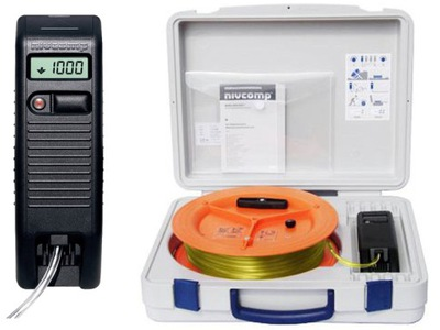 Laserový merač - NIVCOMP HLADINY ELEKTRONICKEJ HADICE SLAVE