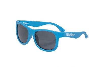 Slnečné okuliare pre deti BABIATORS NAVIGATOR 3-5+ MODRÁ