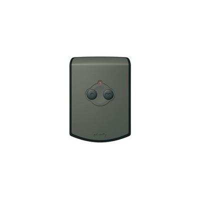 Somfy stenu rádiový vysielač 2-kanálový 1841027