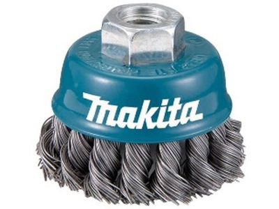 щетка проволочная витая М14 75мм Makita D -24131