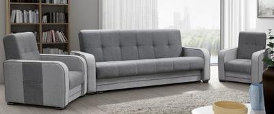 комплект для ОТДЫХА диван-кровать 2 кресла комплект