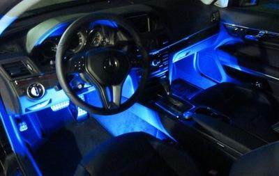 Ledy Xxl Oświetlenie Wnętrza Auta Kabiny Samochodu купить в