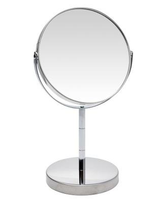 Zrkadlá (LED) KOZMETICKÉ ZRKADLO 2x ZVÄČŠOVACIE make-up