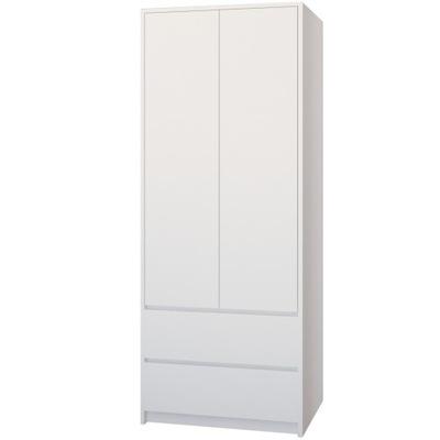 шкаф ?????????? ОФИСНАЯ 2 ящик белая B -6