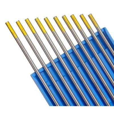 Elektródy volfrámových drôtov zlato 2.4 x 175 WT, WL