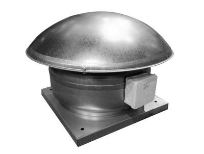 Ventilátor - Strešný ventilátor WD 315 2200 m3 / h DOSPEL 5 rokov