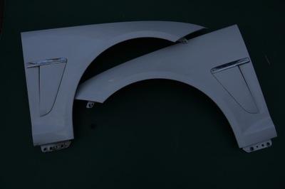КРЫЛЬЯ ВОЗДУХОВОДА JAGUAR XF XF-S XF-R X250 2011-2015R
