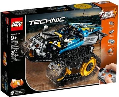LEGO TECHNIC Riadený späť kaskade 42095