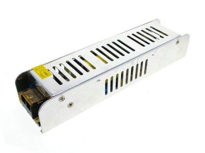 БЛОК МОНТАЖНЫЙ 12V 100W SLIM ??? LED лента CCTV