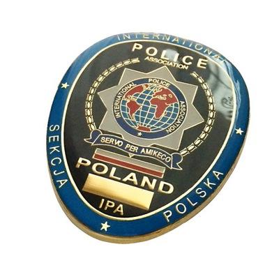 ЗНАЧОК IPA International Police Association