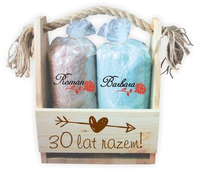 výročie svadby, svadobný dar, vyšívané uteráky