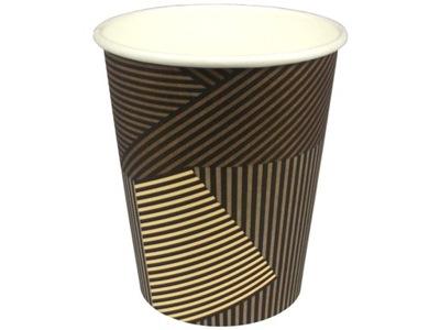 СТАКАНЫ БУМАЖНЫЕ 250 мл одноразовые для кофе 100шт L