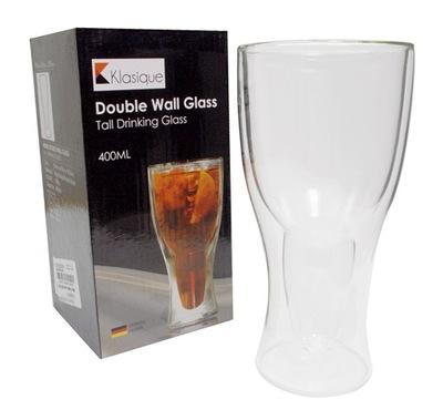 Стакан ??? пива 400 мл Double Wall Glass двойной