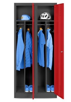 шкаф металлический шкаф для одежды социальная на одежду охраны ТРУДА