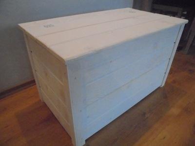 коробка сосновая