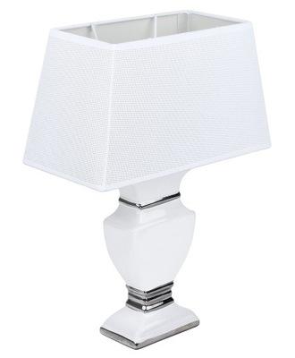 Stolové Lampy Svietidlá Svietidlá Stolové Lampy Biała Lampa