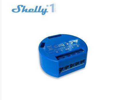 Shelly 1 Реле 12 -60V/230 - Wi-fi - SMART H