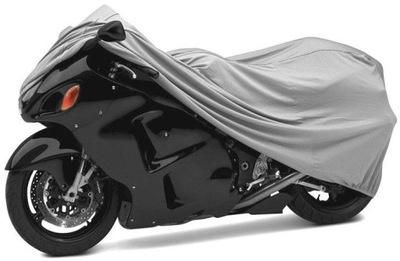 Pokrowiec motocyklowy plandeka na motor XXL B DUŻY