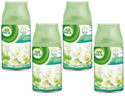 Air Wick Freshmatic белое цветы 4 x 250 мл вклад