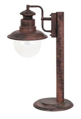 Svietidlá vstupné vonkajšie - LAMPA OGRODOWA STOJĄCA ODESSA 8165 RABALUX