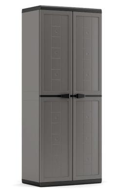 шкаф пластиковая высокая 166 см