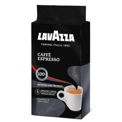 Lavazza Caffe Espresso кофе молотая 250g