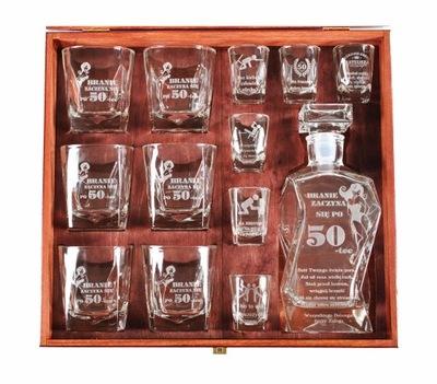 графин бокалы подарок на 18 30 40 50 день рождения