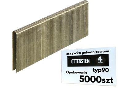 Ottensten СКОБЫ столяр TYP90 16мм 5000 штук .
