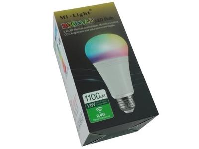 MILIGHT SMART LED LAMPA RGB+12W CCT KÁBLOVÉ FUT105