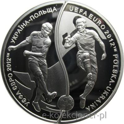 / 10 ГРИВЕН -Евро 2012 - издание польский