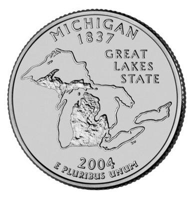 Stany USA - Michigan 2004