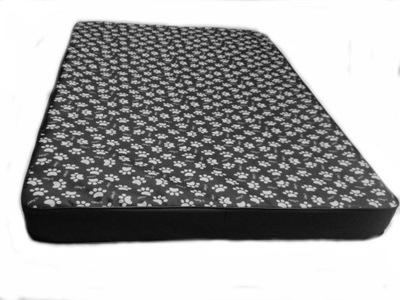 XXL КРОВАТЬ логово кровать манеж СОБАКА 120x80x8 см