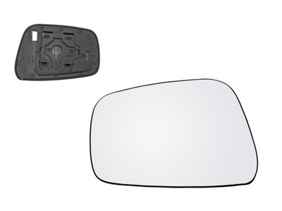 NISSAN NAVARA III D40 FRONTIER вклад зеркала grzany