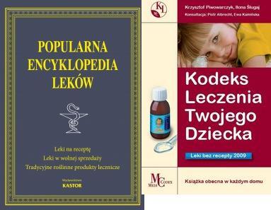 Popularna encyklopedia leków 2016 + gratis kodeks