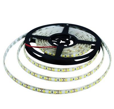 Osvetlenie nábytku LED pás - Taśma LED 3528 300 4,8W/m 24W 5m IP65 czerwona