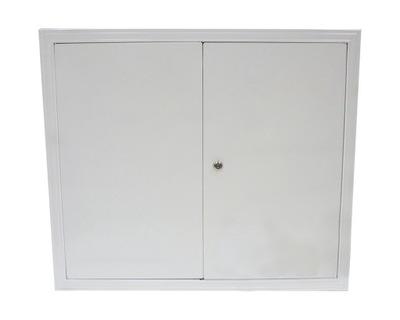 Prístupové dvere dvojité szachty 100x80cm