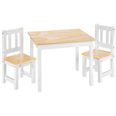 detský Nábytok jedálenský stôl a stoličky pre záhradné 402376