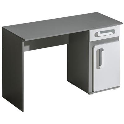 мебель Apetito 9 письменный стол 120 с ящиком и шкафчиком 2kolo