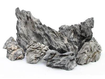 GREY STONE MOUNTAIN 1кг СКАЛА камень для аквариум