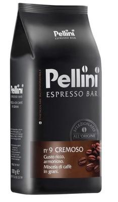 кофе в зернах Pellini ESPRESSO BAR CREMOSO 1кг