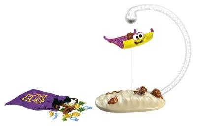 Rodinná hra - Aladdinova hra Aladdinov Letecký koberec Aladdinov pokladový magnet