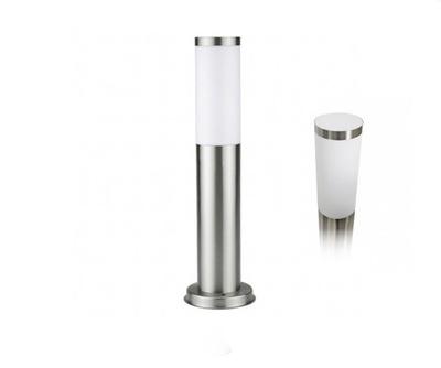 Lampy, záhradné kolo Chrome stojí stĺpec 45 cm
