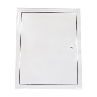Revízne dvierka - prístupové Dvere kovové 50x90 cm zámok/rukoväť