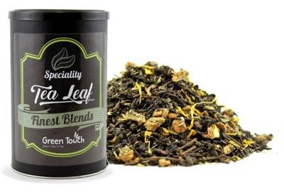 Green Touch Tea для ПОХУДЕНИЯ yerba пуэр FIT 250 г
