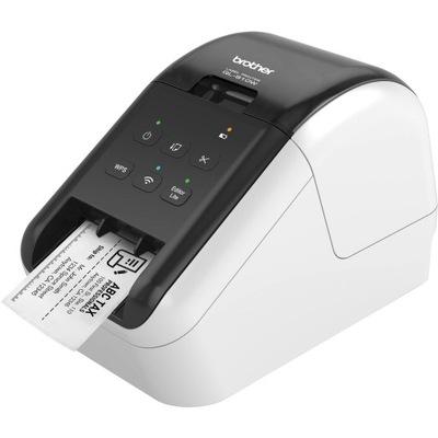 TLAČIAREŇ štítkov BROTHER QL-810W USB WIFI POĽSKO
