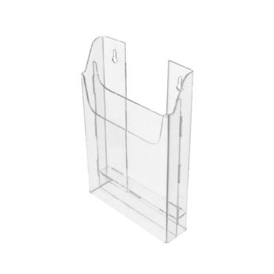 2x A6 Kieszeń wisząca na ulotki, foldery z PLEXI N