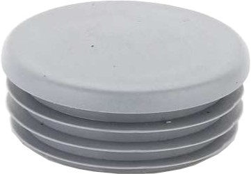 заглушка Fi 60 ,3 пробка заглушка пласт сталь ЦВЕТА