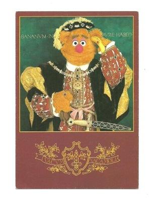 П / я- МИШКА Fazi ??? Генриха VIII / The Маппет-Шоу