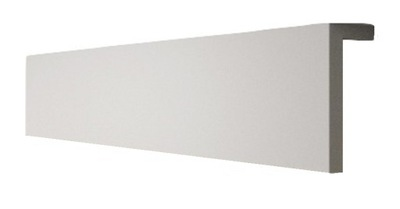 Маска Карниза Л 10x5cm ограждение Планка Карниз